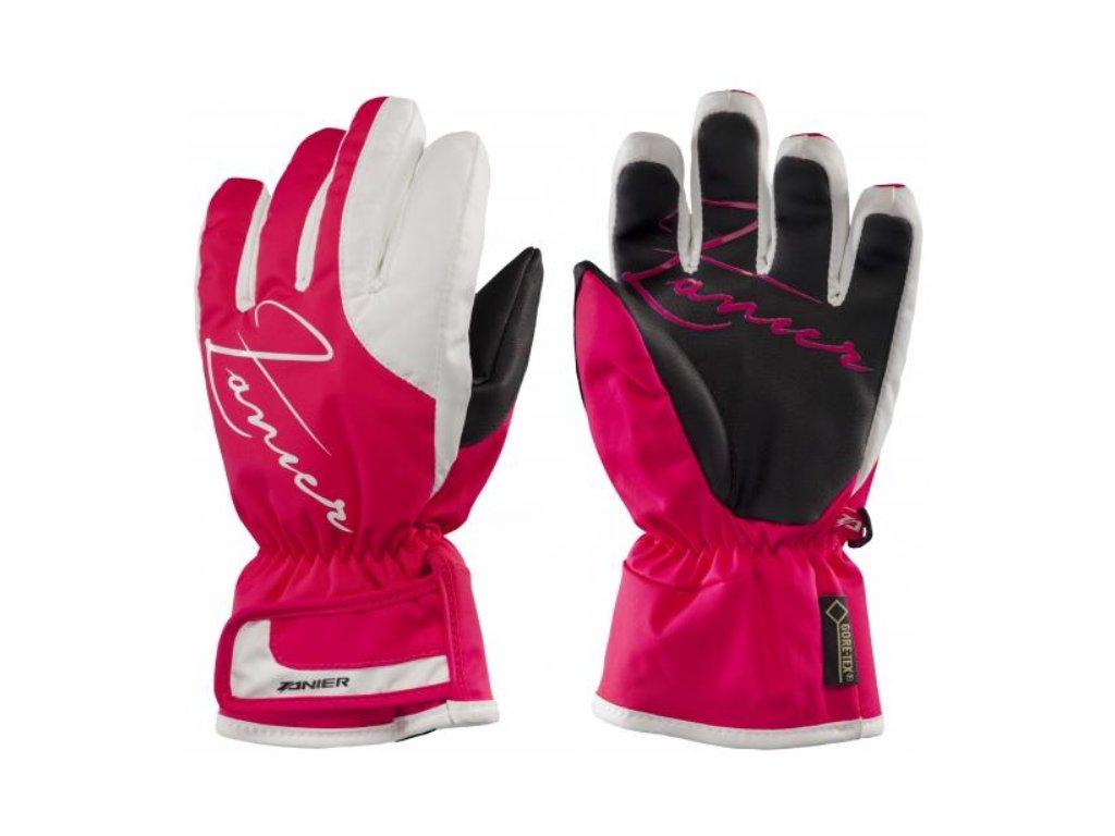 Rukavice Zanier MELLAU.GTX, pink