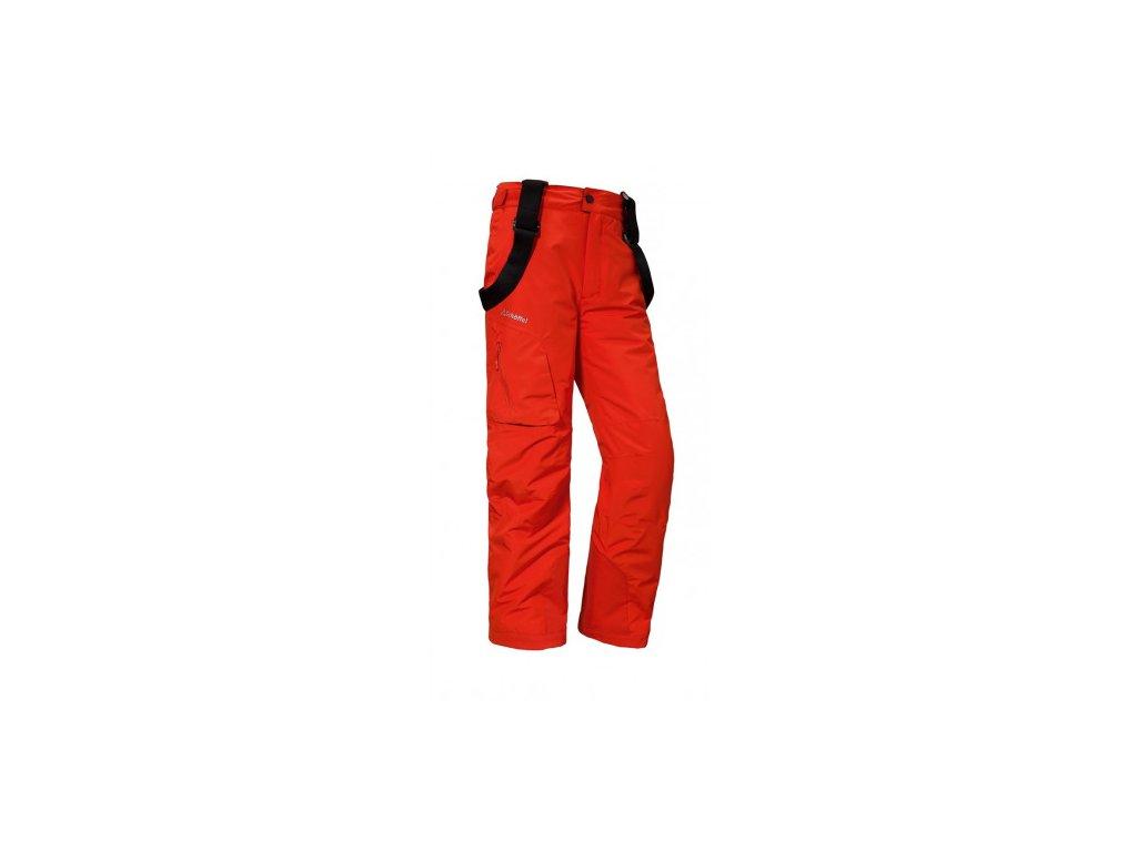 Kalhoty Schöffel SKI PANTS BOLZANO, fiery red