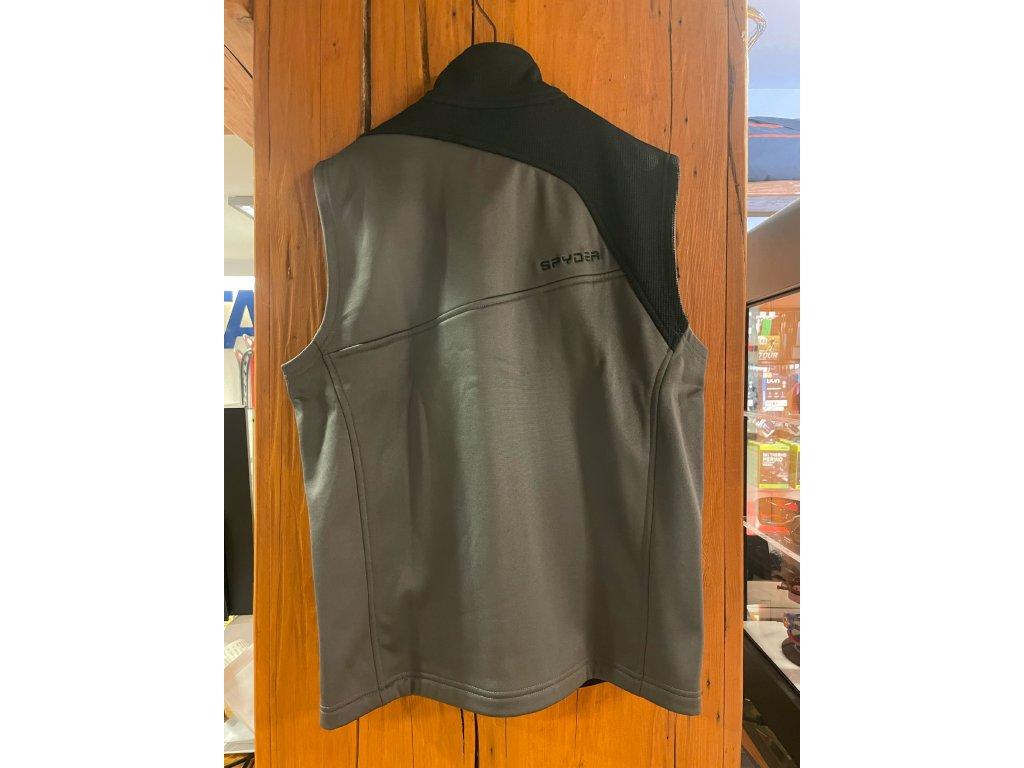 Pánská vesta Spyder BANDIT LT WT STRYKE VEST, blk/plr
