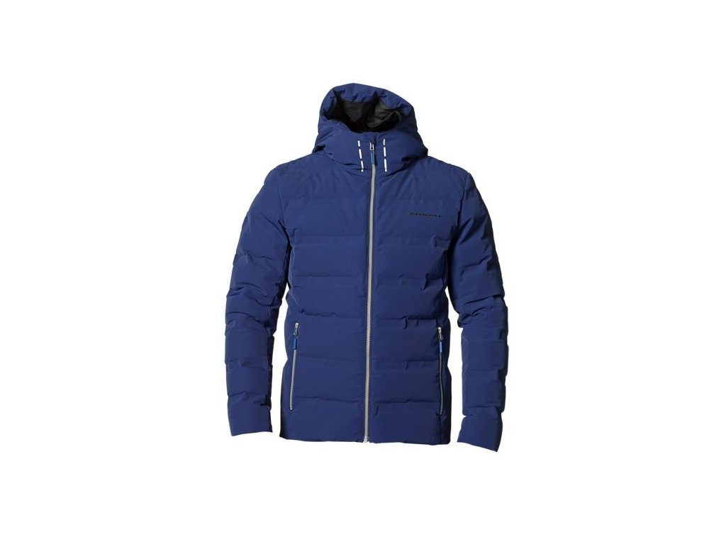 Bunda Stöckli WINTER DOWN JACKET, navy