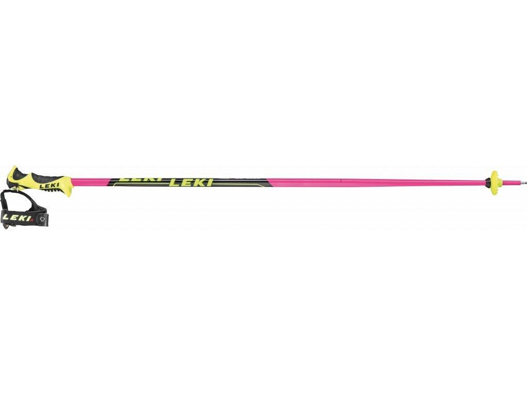 42507 1 hole leki wc lite sl tr s pink black white yellow