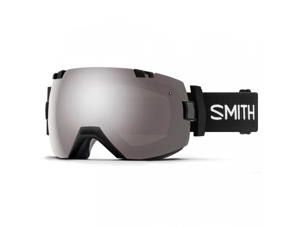Brýle Smith I OX, black, chromapop sun platinum