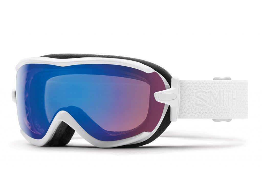 Brýle Smith VIRTUE SPH, white mosaic, chromapop storm rose flash