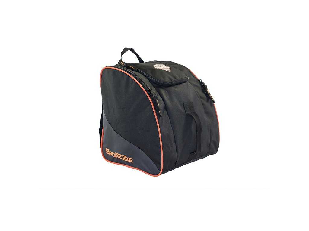 Vak na boty Sportube FREESTYLER JR BOOT BAG, black orange 02