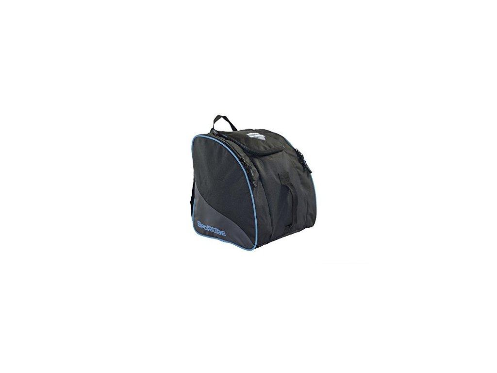 Vak na boty Sportube FREESTYLER JR BOOT BAG, black blue 2
