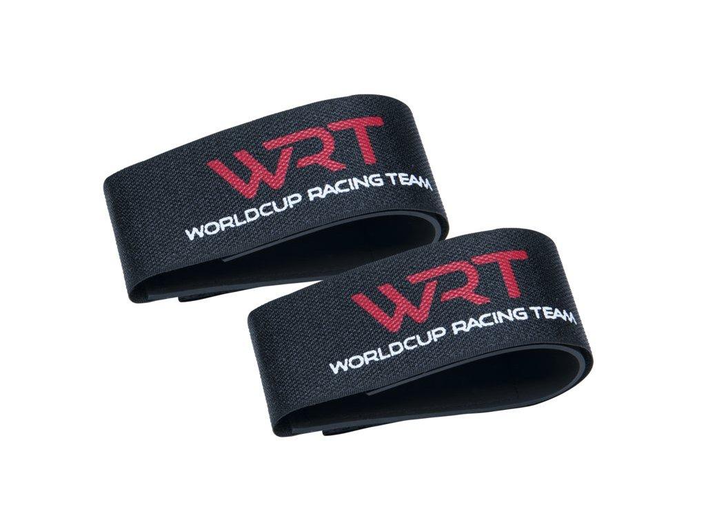 Pásky na lyže Stöckli WRT SKI CLIP RUBBER, black