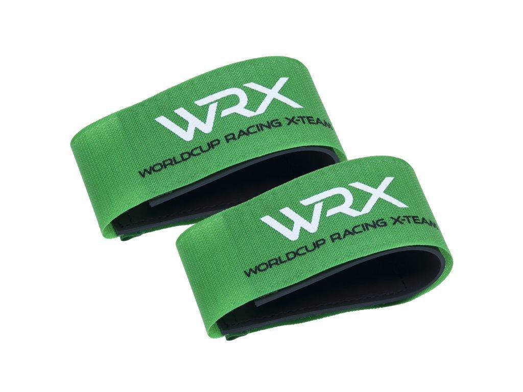 Pásky na lyže Stöckli WRX SKI CLIP RUBBER, green