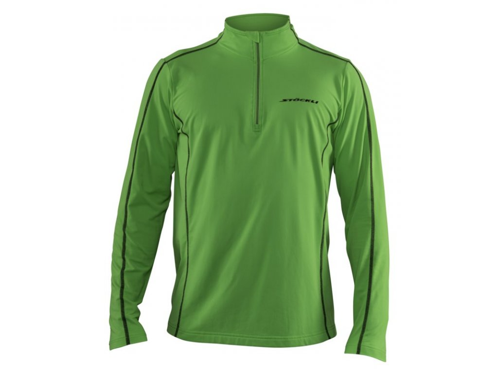 Rolák Stöckli FUNCTIONAL SHIRT, green
