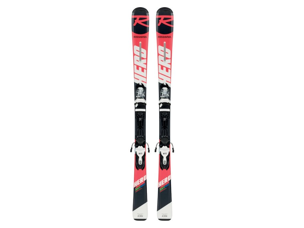 Lyže set Rossignol HERO+Xpress Jr 7 B83