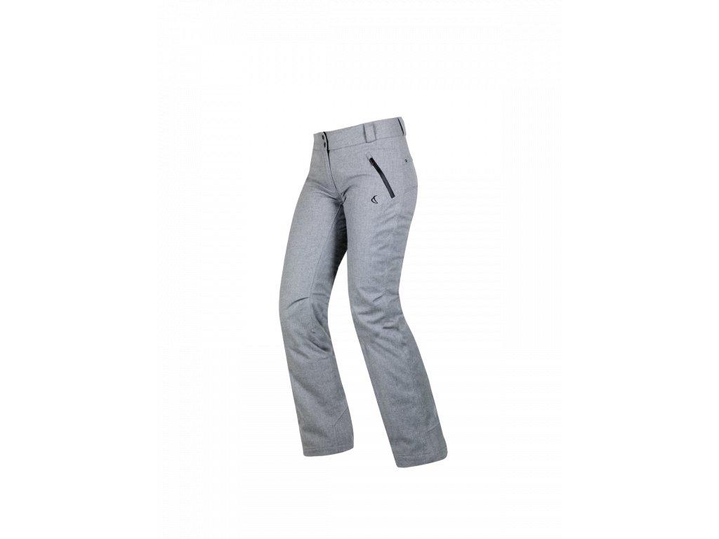 Kalhoty Capranea DENIM frost grey