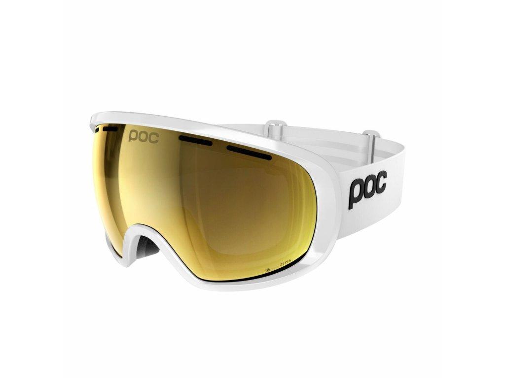 Brýle POC FOVEA CLARITY, hydrogen white/spektris gold