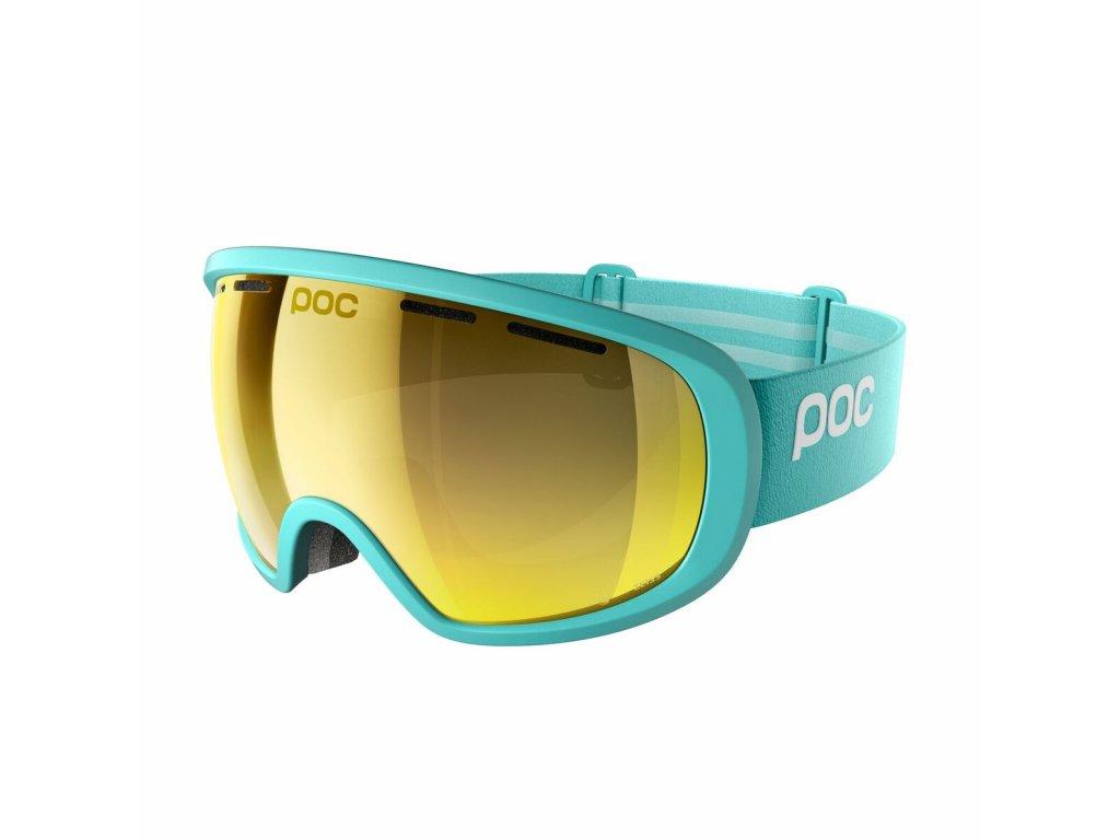 Brýle POC FOVEA CLARITY, tin blue/spektris gold