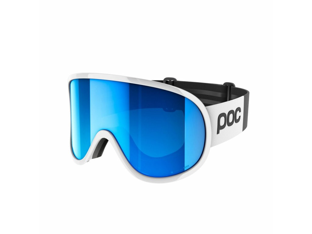 Brýle POC RETINA BIG CLARITY COMP, hydrogen white/spektris blue