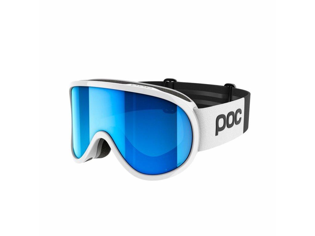 Brýle POC RETINA CLARITY COMP, hydrogen white/spektris blue