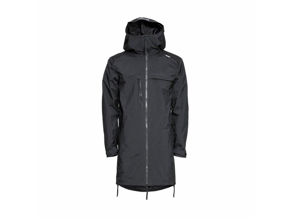 Kabát POC SHELL COAT, uranium black