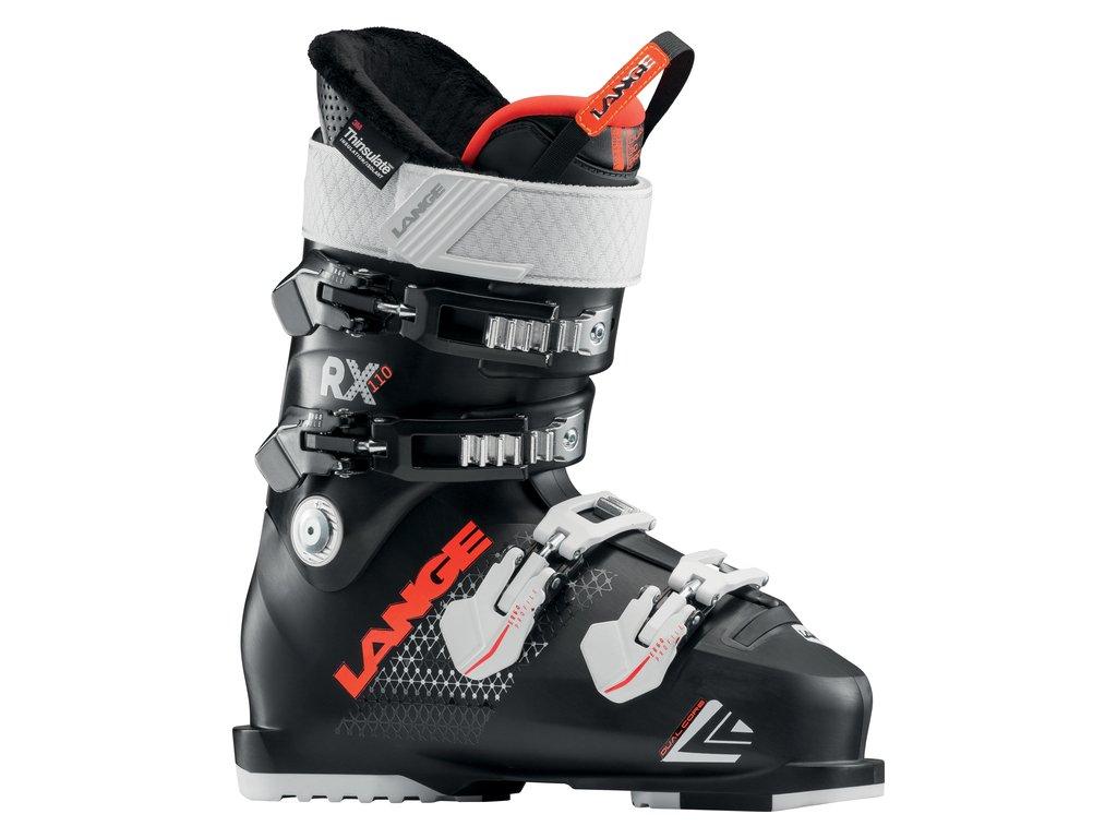 Dámská obuv Lange RX 110, black/corail