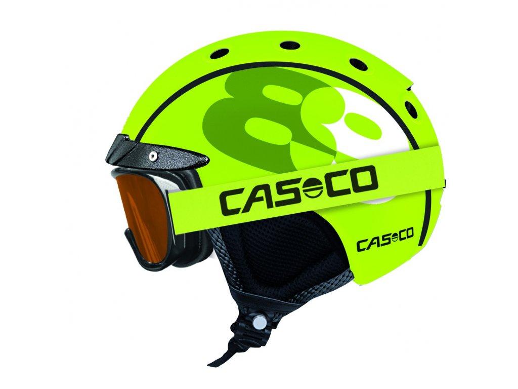 Helma Casco MINI PRO 89 neon