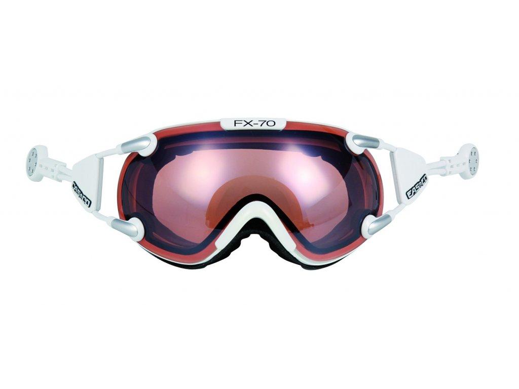 Brýle Casco FX70 VAUTRON white