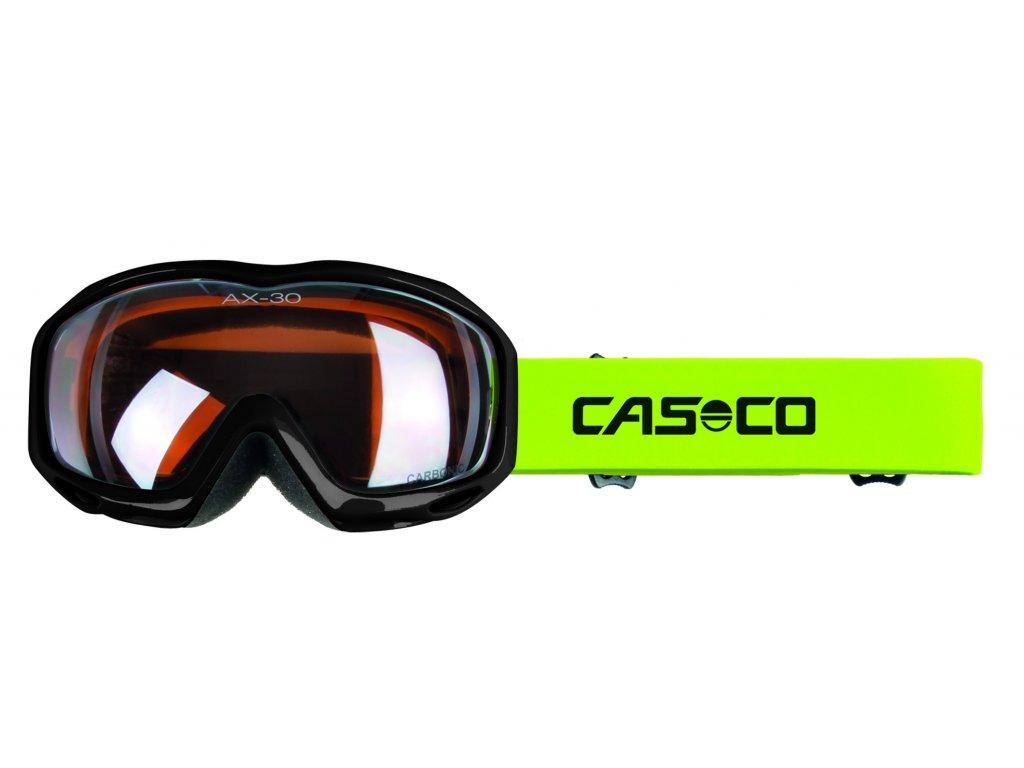 Brýle Casco AX 30 PC black neon