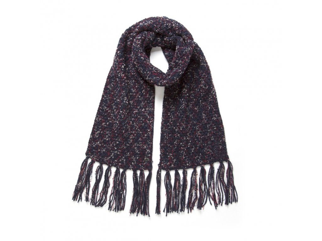 Šála Jail Jam SWEAT DREAM SCARF, blu navy