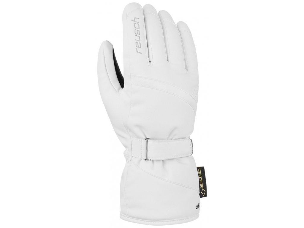 Rukavice Reusch ALEXA GTX® white