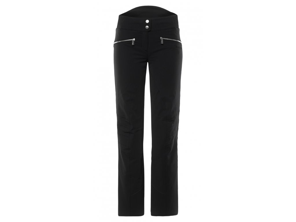 Kalhoty Toni Sailer ALLA, black 01