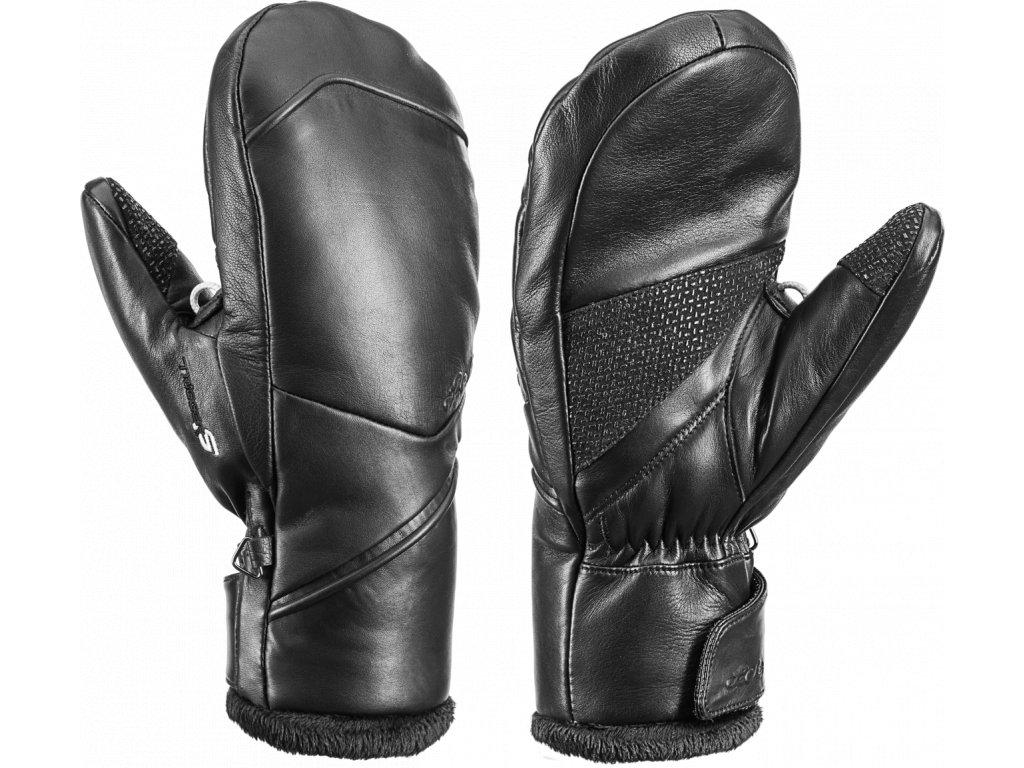 Dámské rukavice palcové Leki FIONA S LADY MITT, black