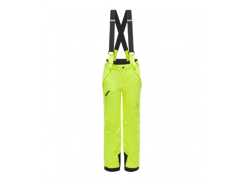 Kalhoty Spyder BOY'S PROPULSION PANT, yelblk 1