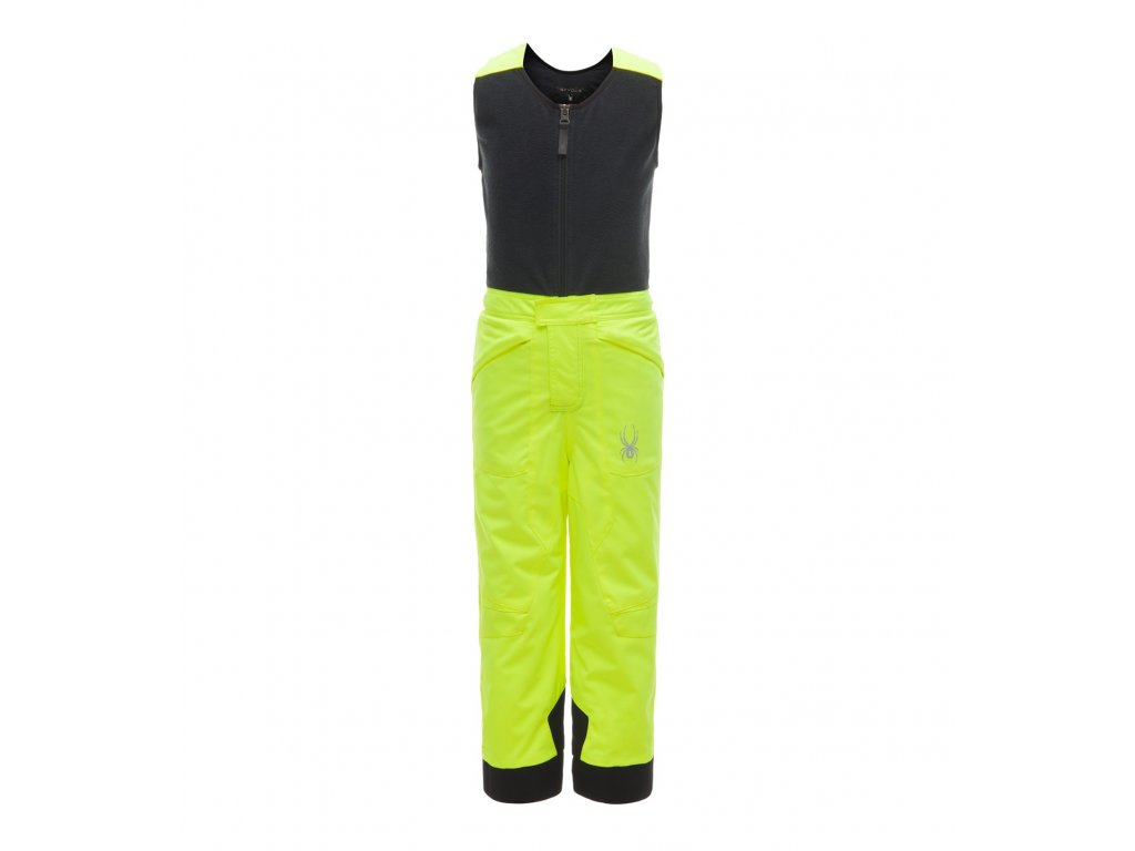 Kalhoty Spyder MINI EXPEDITION PANT, yelblkblk 1