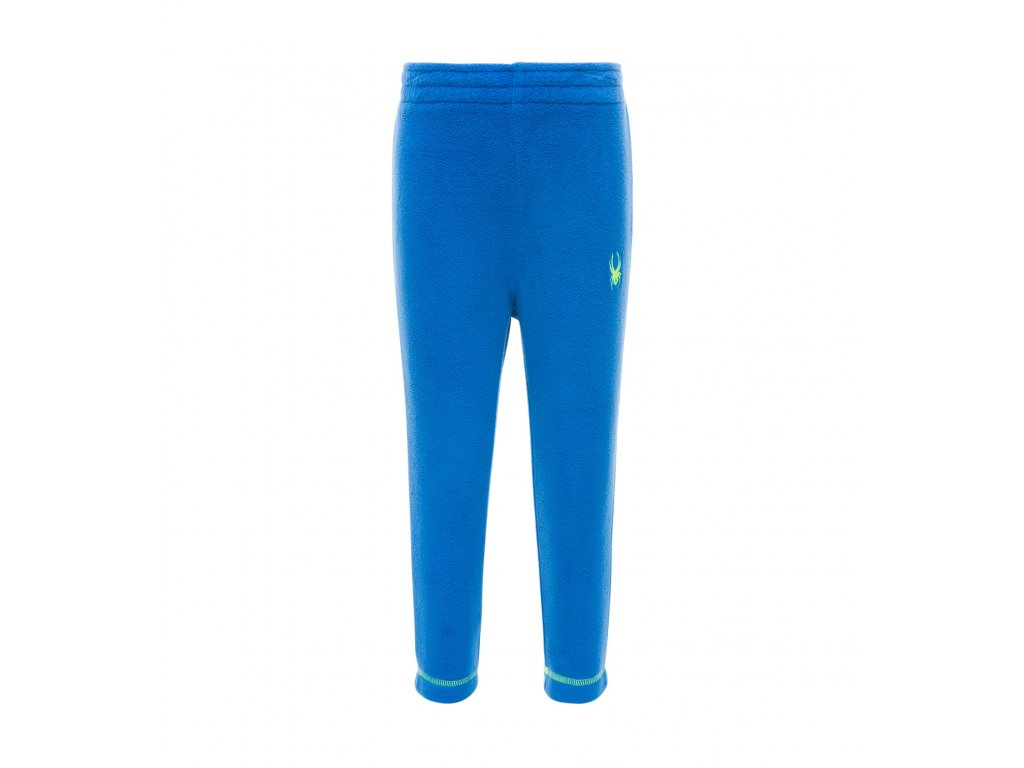 Kalhoty Spyder MINI SPEED FLEECE PANT, tusyel 1