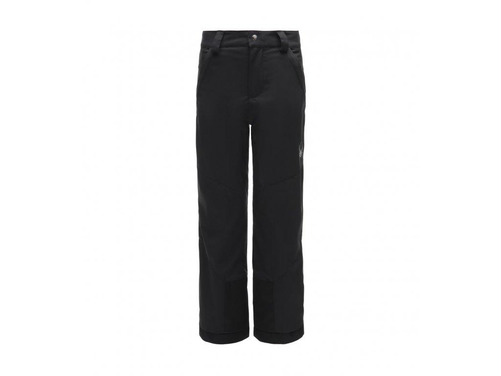 Kalhoty Spyder GIRL'S VIXEN REGULAR PANT, blkblk 1