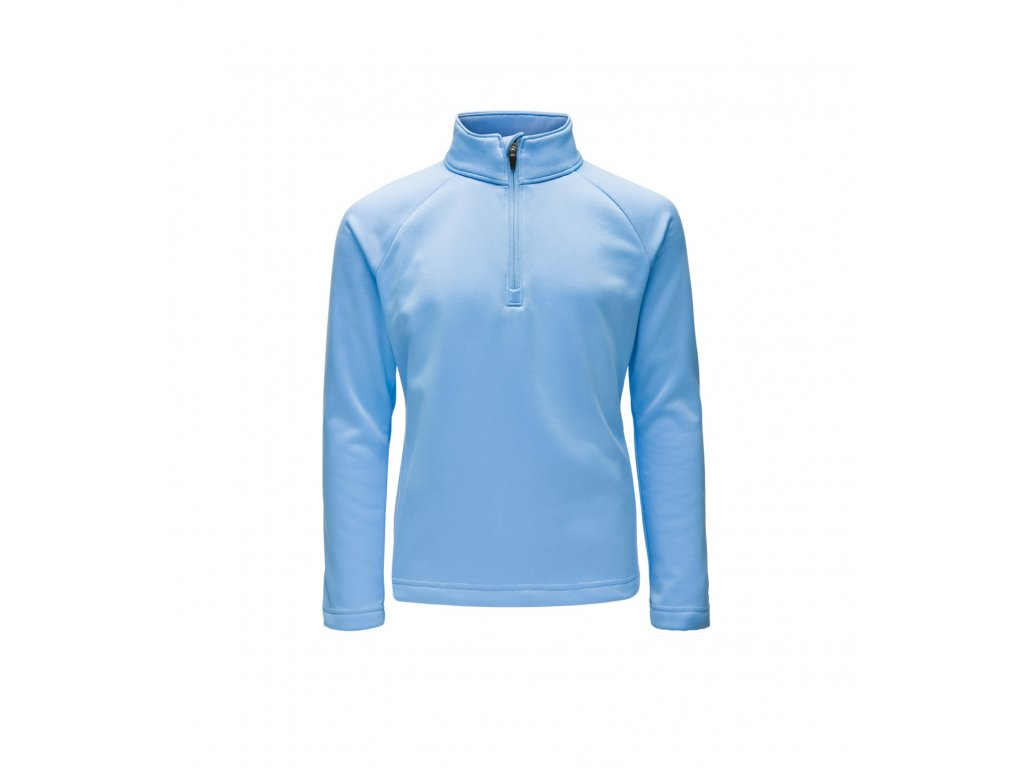 Rolák Spyder GIRL'S SAVONA T-NECK, blu/blu
