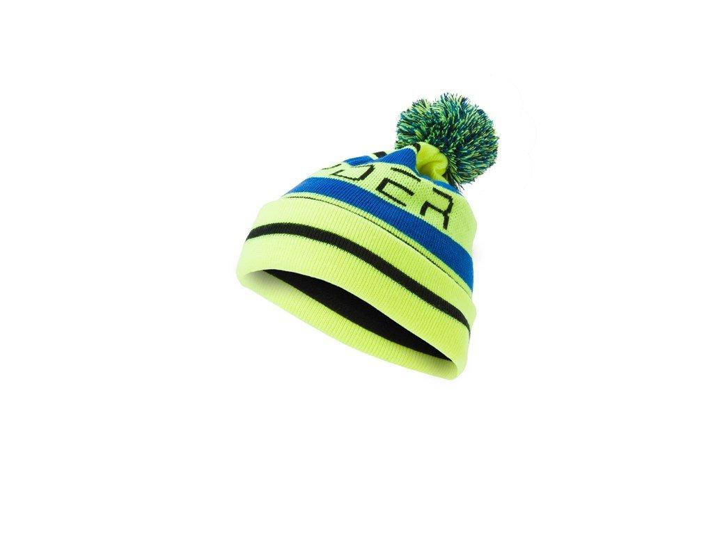 Čepice Spyder BOY'S ICEBOX HAT, yeltusblk
