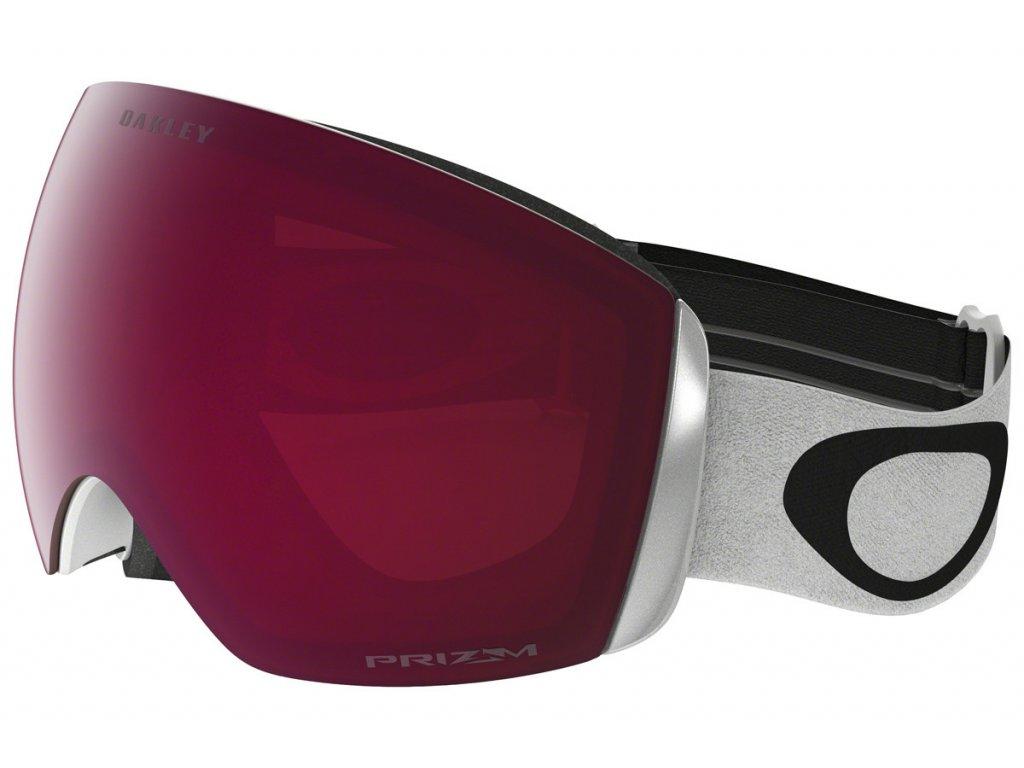 Brýle Oakley FLIGHT DECK, matte white, prizm rose 01