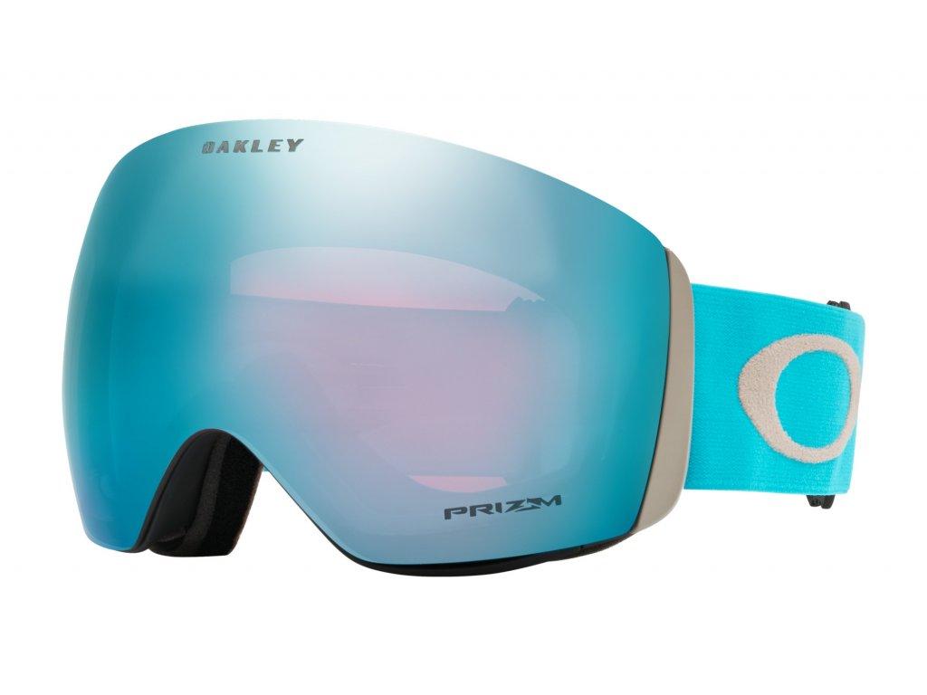 Brýle Oakley FLIGHT DECK, sea moon rock, prizm snow sapphire iridium 01
