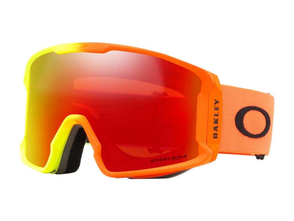 Brýle Oakley LINE MINER, 2018 Team Oakley, prizm snow torch iridium 01