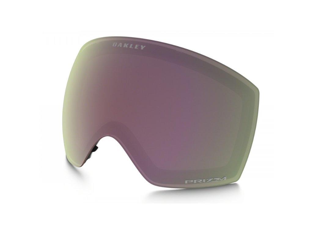 Náhradní sklo Oakley FLIGHT DECK XM REPL.LENS, prizm hi pink iridium