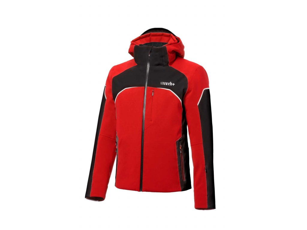 Bunda Zero RH+ BIG SKY JACKET red black white 01