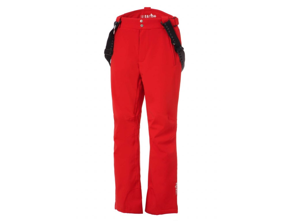 Kalhoty Zero RH+ POWER PANTS, red