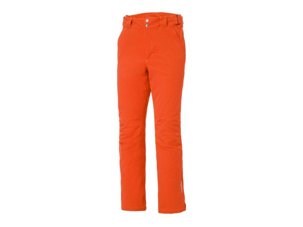 Kalhoty Zero RH+ SLIM PANTS, mandarine 01