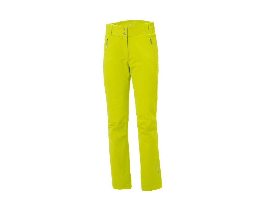 Kalhoty Zero RH+ SLIM PANTS, acid green 01