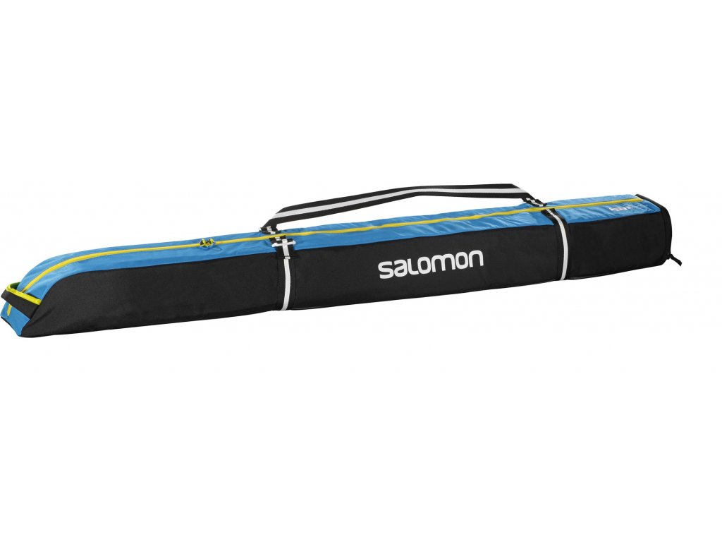 Vak na lyže Salomon EXTEND 1P SKIBAG black proces ye 1 160 20