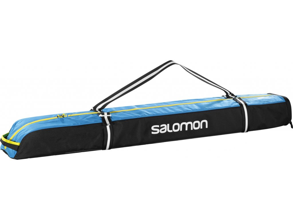 Vak na lyže Salomon EXTEND 1P SKIBAG black proces ye 130 25