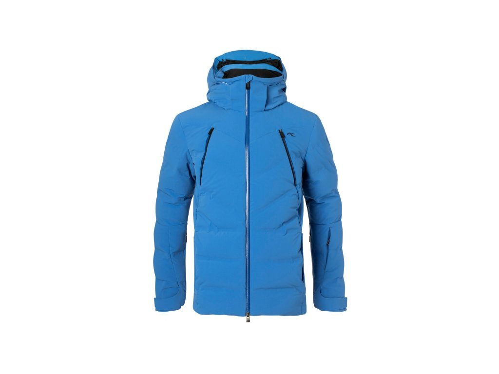 Bunda Kjus DOWNFORCE JACKET blue stone
