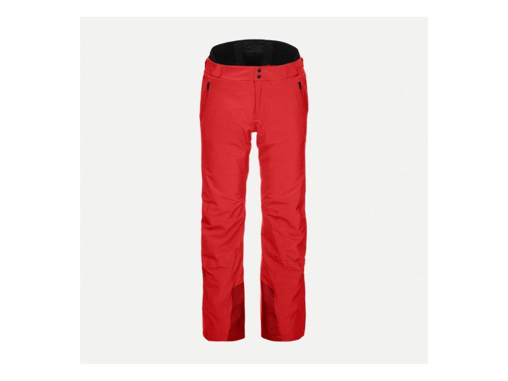 Kalhoty Kjus RAZOR PRO PANTS, scarlet