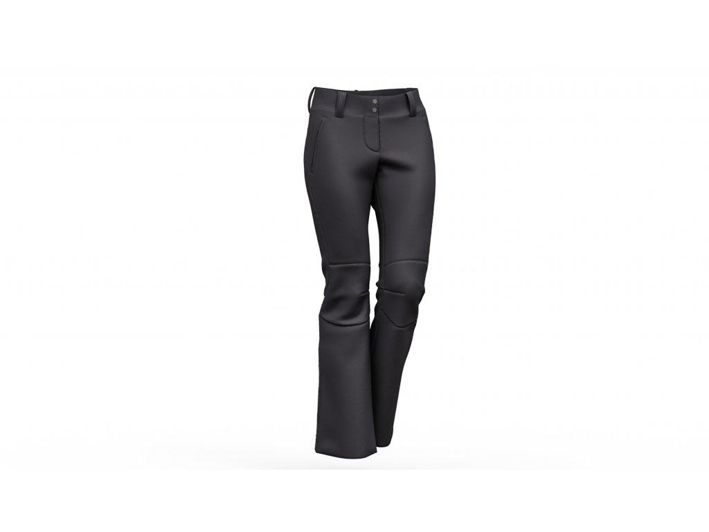 Kalhoty Colmar SHELLY PANTS, black