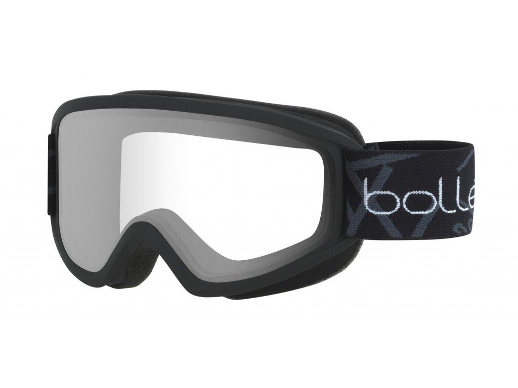 Brýle Bollé FREEZE, matte black, clear
