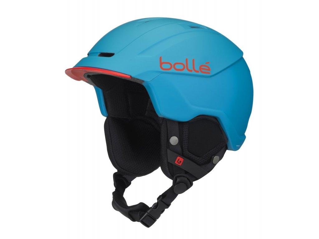 Helma Bollé INSTINCT, matte blue red