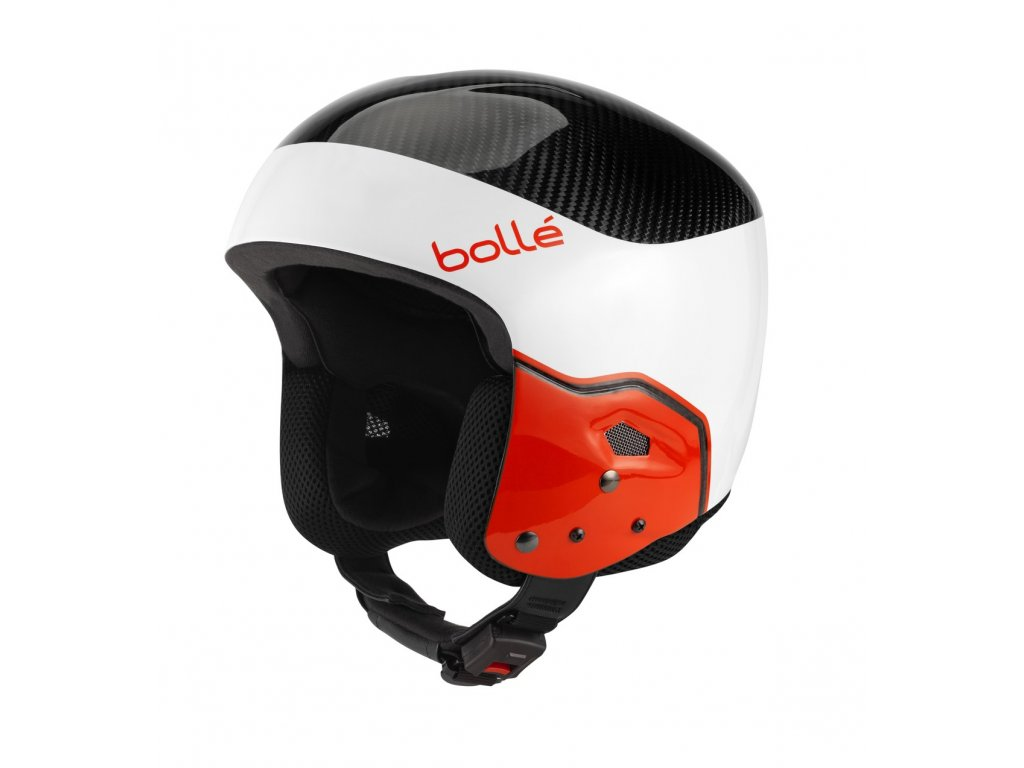 Helma Bollé MEDALIST CARBON PRO, white red