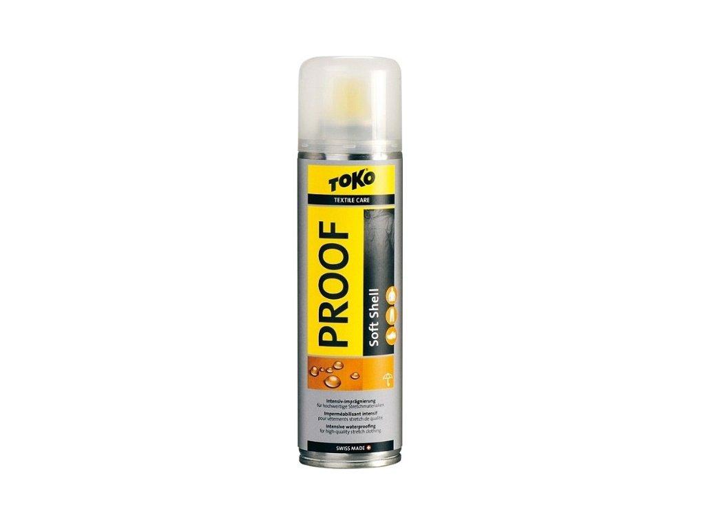 Impregnace Toko SOFT SHELL PROOF, 250 ml